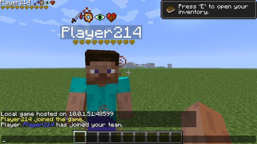 В Minecraft Количество Игроков Играющих это было чрезвычайно